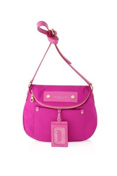 Marc Jacobs Nylon Natasha----I have this in Black and it is my go to purse right now!  love it!!