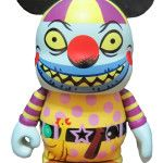 Vinylmation Clown with the Tear Away Face by Casey Jones
