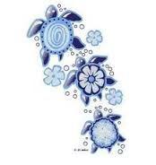 Image result for simple sea turtle tattoos
