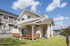 「カリフォルニアスタイル 西海岸の風を感じる家」 Space Lab, My House, Shed, Outdoor Structures, Mansions, House Styles, California, Home Decor, Houses