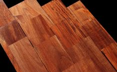 EXOTIC WOOD: ANDIROBA also know as Royal mahogany, is a beautiful species that has many of the same characteristics as Brazilian Mahogany but is scarcer. The Brazilians use this wood for making furniture, cabinets, and flooring. The wood works easily and glues nicely. Colors tend to favor reds instead of goldens as in Brazilian Mahogany so the wood appears darker. There is generally lots of iridescence in quartered planks. Kiln dried and surfaced on two sides. www.cookwoods.com