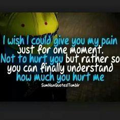 Hare my pain