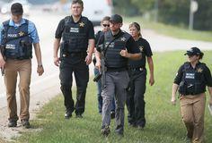 Illinois manhunt - Scott Olson/Getty Images
