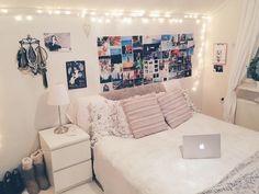 Imagen de room, bedroom, and bed
