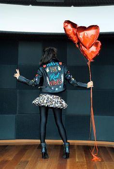 KurtkaBershka Spódnica Pozerki.pl Balony4 Balony - Balony dekoracyjne Ballet Skirt, Skirts, Fashion, Moda, Tutu, Fashion Styles, Fashion Illustrations, Fashion Models, Gowns