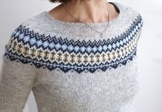 Ravelry S Ingrid Pullover Recipes Knitting Knit Fair Isle Knitting Patterns, Knit Patterns, Icelandic Sweaters, Knit Art, Pulls, Knitting Projects, Knit Crochet, Sweaters For Women, Couture