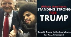 Dems Blast Trump As Racist – Truth Is, Trump Support Among Blacks Has Doubled Since 2016