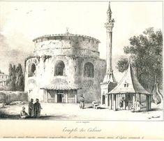 The Rotunda of St George, Thessaloniki, Greece century A. Greek Art, Thessaloniki, Macedonia, Nymph, The Rock, Archaeology, Taj Mahal, Greece, The Past