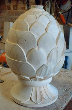 Woodcarving Example - Phase 2