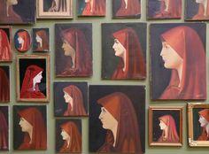 Part of Francis Alÿs's installation Fabiola