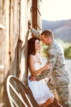 Rally Point - Air Force Engagement Session #air force #engagement session #military #military couple #air force engagement