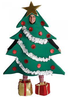 Disfraz árbol de navidad para adulto Disponible en http://www.vegaoo.es/disfraz-arbol-de-navidad-para-adulto.html?type=product