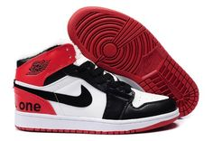 premium selection a6f10 6f84c Mens nike air jordan fluff white black red shoes for winter on sale uk cheap