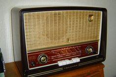 Hadden   vroeger   een   soort   gelijke   radio