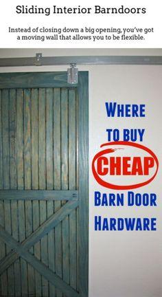 Sliding Barn Door For Bedroom | Residential Interior Barn Doors | Best Place  To Buy Barn Doors | Barn Door Hardware Manufacturersu2026