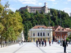 Tolles Reiseziel mit Kindern: Sloweniens Hauptstadt Ljubljana #reisenmitkindern #reisenundlernen #slovenia #ljubljana
