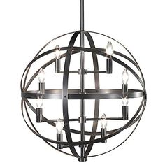 Entry option - Lucy Pendant by Robert Abbey at Lumens.com - $572