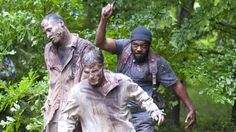 chad coleman walking dead sea 4 | Given up for `Dead' | Boston Herald