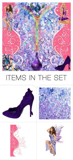 """Fantasia"" by brooklynjadetoni ❤ liked on Polyvore featuring art"