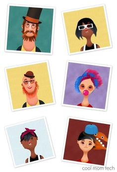 Toca Hair Salon 2: Great app for boys and girls