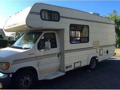 24ft motorhome