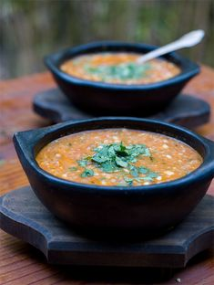 Tomato Soup for Summer