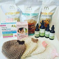 Boob care #milkflow #galactagogues #lactationcookies #breastmilk #worldbreastfeedingweek #boobhat #earthmama