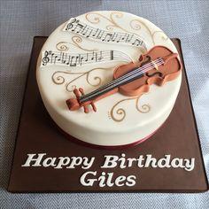 Music theme quinceanera birthday cakes 40 New Ideas Violin Cake, Violin Sheet, Sheet Music, Bolo Drip Cake, Bolo Musical, Cake Cookies, Cupcake Cakes, Music Cupcakes, Music Themed Cakes