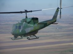"""2 October 1970:The U.S. Air Force 1st Special Operations Wing at Hurlburt Field, Florida (Eglin AFB Auxiliary Field #9), took possession of the very first Bell UH-IN Iroquois, UH-1N-BF 68-10772 (Bell Helicopter Co. serial number 31001). Also known as the """"Twin Huey"""", the medium-lift helicopter is a two-engine version of the Bell Model 205 (UH-1H). … Continue reading 2 October 1970 →"""