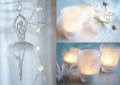 Kodin Kuvalehti – Blogit | Ruususuu ja Huvikumpu – Itsetehdyt joulukoristeet- suolalyhdyt sekä timanttihimmelit ja muutama ostettu