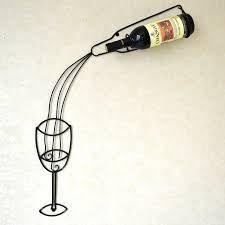 Resultado de imagen para porta vinos de hierro para pared