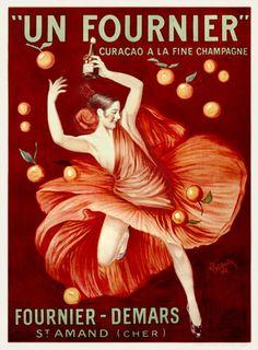 Fournier - Demars - Un Fournier Vintage Poster (artist: Cappiello, Leonetto) France c. 1921
