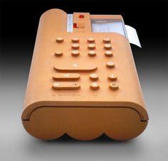 Mario Bellini, calcolatrice Divisumma 18, Olivetti, 1973 - calculator