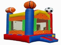 Looking for cheap Inflatable Sports Bouncer for sale? East Inflatables Manufacturer offers best price and best quality Inflatable Bouncers as we are won high praise by the customers all over the world. Blow Up Water Slide, Water Slides, Adult Bounce Houses, Bouncy Castle For Sale, Inflatable Water Park, Bounce House Rentals, Floor Protectors For Chairs, Overstuffed Chairs, Shopping