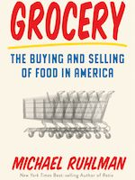 In Grocery, bestselling author Michael Ruhlman offers incisive commentary on America& relationship with its food and investigates the overlooked source of so much of itthe grocery store. In a culture obsessed with foodhow it looks, what it tastes like, Date, Michael Pollan, Free Groceries, Thing 1, Vintage Design, So Little Time, Book Lists, Grocery Store, Reading Online