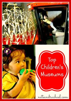 Planning a road trip? Take a peek at three of the many children's museums in this overlooked state. (The Indianapolis Museum is the best in the country!)