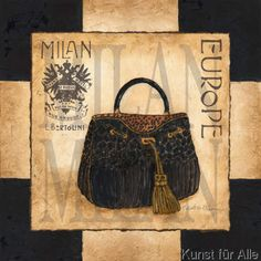 Charlene Olson - Shopping Milan