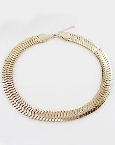 Collar cadenas dorado EUR5.45