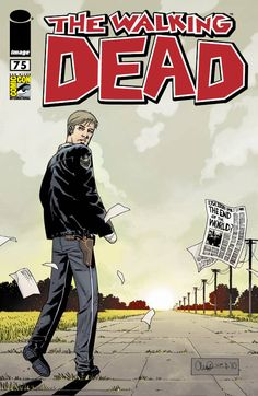 The Walking Dead #75 (Variant B)