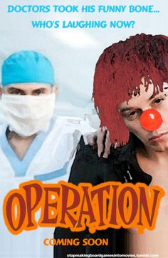 OPERATION : The Movie?