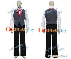allen walker cosplay costume - Google Search