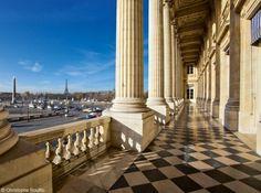 l'Hôtel de la Marine, Paris / photo Christophe Rouffio for Art & Décoration