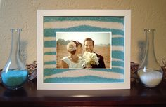 Unity Sand Ceremony Frame Set
