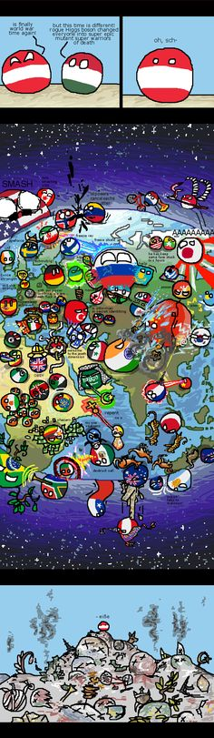 Enhanced world war ( Austria ) by 440Hertz  #polandball #countryball