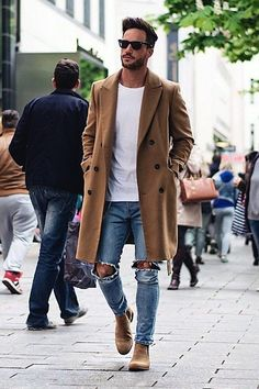 42 Comfy Winter Fashion Outfits for Men in 2015                                                                                                                                                                                 More