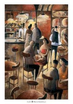 """""""Cafe"""" by Didier Lourenco"""
