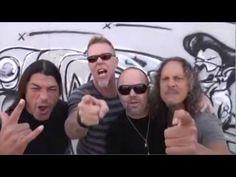 Metallica - Band intro for Hokies entering Lane Stadium to Enter Sandman!