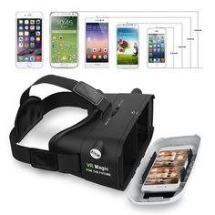 Tamo Virtual Reality Headset for Smartphones