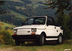 FSM POLSKI FIAT 126p CABRIO BOSMAL (PL)