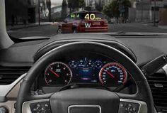 Modern car HUDs 2